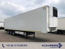 koel-vries oplegger Krone N/A // 3 axle BPW Disk / Lift Axle / Carrier Vector Reefer 2019