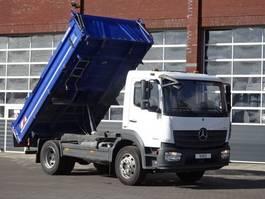 kipper vrachtwagen > 7.5 t Mercedes-Benz Atego 1524 Tipper - Meiller Kipper - Like new 14.000 KM - 3 sides - 3 seiten 2019