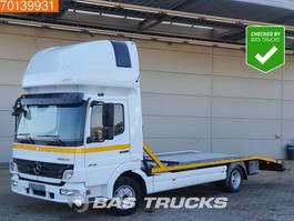 autotransporter vrachtwagen Mercedes-Benz Atego 816 4X2 Manual Steelsuspension Euro 4 2007
