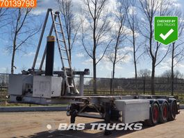container chassis oplegger LAG 20 & 30Ft. Kipp chassis 24v Kipp Hydraulic 1999