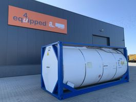 tankcontainer MTK Containers 20FT TC, 26.810L, UN PORTABLE, T11, payload: 31.820kg, valid 5y insp. until 06-2022 2000