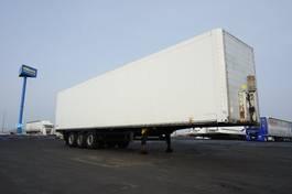 gesloten opbouw oplegger Schmitz Cargobull SKO 24 2004