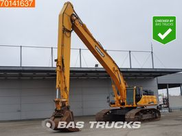 rupsgraafmachine Doosan DX530LC-3 WITH EXTRA STICK - LONG REACH - LRE 2015