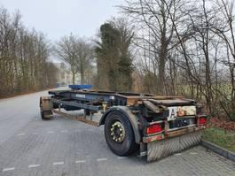 container chassis aanhanger Schmitz Cargobull ACF18