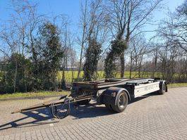 container chassis aanhanger Huffermann HSA 1870