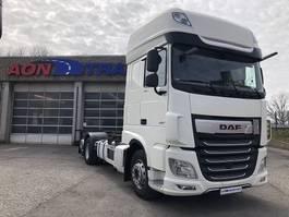 wissellaadbaksysteem vrachtwagen DAF XF 480 BDF FAR SSC, ACC, Intarder, TOP 2017