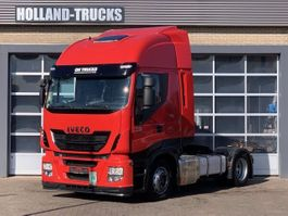 mega-volume trekker Iveco Stralis AS440S42 - 2 Tanks - Intarder 2014