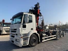 kipper vrachtwagen > 7.5 t Iveco Stralis 260.45 Stralis 260S45 EEV 2011