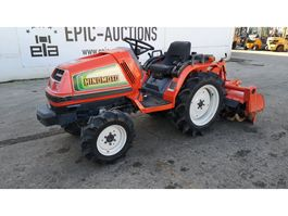 standaard tractor landbouw Hinomoto