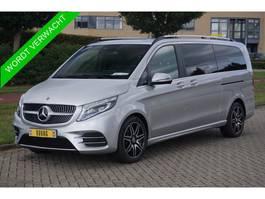 minivan - personenbus Mercedes-Benz V-klasse 300d XL Avantgarde AMG Edition 6/7/8 Persoons 360Cam, Comand, Burmester,... 2021