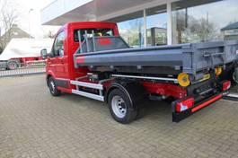 containersysteem vrachtwagen MAN TGE 5.180 CONTAINER SYSTEEM MET HAAKARM PALFINGER 2018