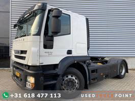gevaarlijke stoffen trekker Iveco Stralis 420 AT / EEV / ADR / Airco / TUV: 8-2021 / NL Truck 2011
