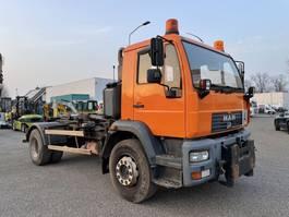 containersysteem vrachtwagen MAN LRK 18.285 2001