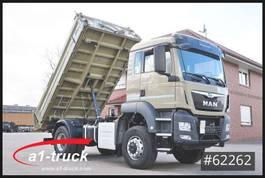 kipper vrachtwagen > 7.5 t MAN 18.460 TGS, 1 Vorbesitzer, Meiller, Top Zustand 2017