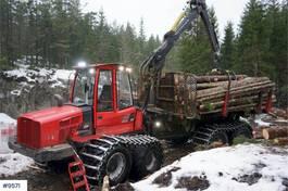overige landbouwmachine Komatsu 895 8x8 Load carrier. WATCH VIDEO 2013