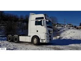 standaard trekker MAN TGX 26.560 Truck 2016