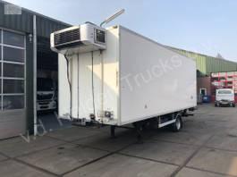 koel-vries oplegger Bunk BU 7000 | Carrier Frigo | BE Oplegger 2012