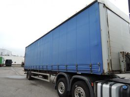 schuifzeil aanhanger Tracon City trailer med skydepresenning City trailer 2008