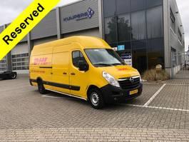 gesloten bestelwagen Opel Movano 2.3 CDTI R3500 / L4 H3 / Navi / APK 07-2021 ! 2016