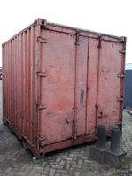 dry standaard zeecontainer Abarth 10ft container