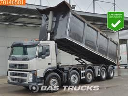 kipper vrachtwagen > 7.5 t Terberg FM 2850 10X4 VEB+ Big-Axle Lift/Lenkachse Euro 5 2010