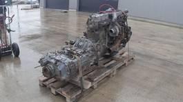 Motor vrachtwagen onderdeel DAF 95 ATI 360 (6 CYLINDER ENGINE WITH MANUAL PUMP AND GEARBOX) 1992