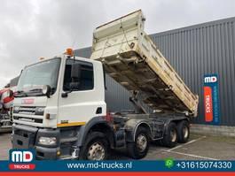 kipper vrachtwagen > 7.5 t DAF CF 85.430 manual 8x4 full springs