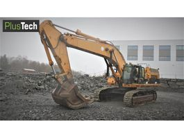 rupsgraafmachine Caterpillar 365 CL 2006