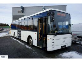 overige bussen Volvo B12 Vest 4x2 low-rise city bus with extra set of t 2006
