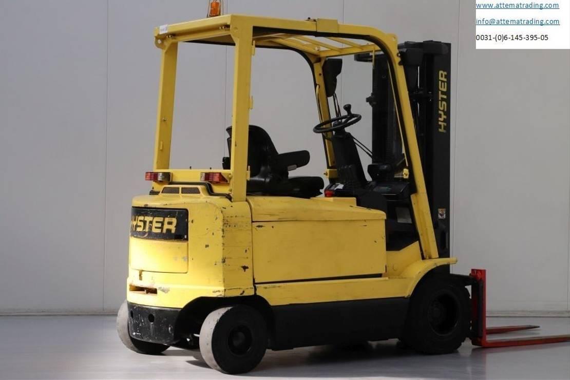vorkheftruck Hyster j 250 xm 2003