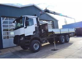 kipper vrachtwagen > 7.5 t Renault K380 HEAVY.35 / TRUCK MOUNTED 2021