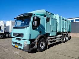 containersysteem vrachtwagen Volvo FE 280 6x2/4 dagcabine EEV - Translift - 182.000km! 09/2021 APK (V345) 2010