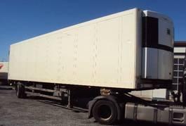 koel-vries oplegger Schmitz Cargobull 1 achs City Kühl 11 m Lenk Thermok LBW 2001