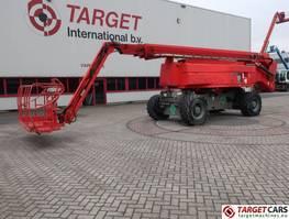 knikarmhoogwerker wiel Haulotte HA41PX Articulated 4x4x4 Diesel Boom Work LIft 4100cm 2007