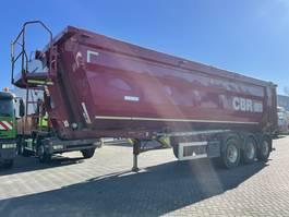 kipper oplegger Kempf Kempf Hardox tipper trailer 45m3 39A10 2015