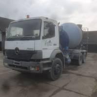 betonmixer vrachtwagen Mercedes-Benz Atego 2628 RH 2002