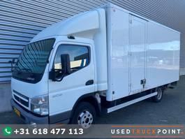 bakwagen vrachtwagen Mitsubishi Canter 6C18 / Manual / Tail Lift / 2 Doors / NL Truck 2009