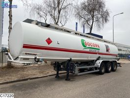 tankoplegger Trailor Fuel 40051 Liter, 7 Compartments 1998