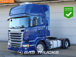 standaard trekker Scania R450 4X2 ACC Retarder Compressor Alcoa's Euro 6 2015