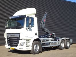 containersysteem vrachtwagen DAF CF 480 6x2 / HIAB / HAAKARM / NEW / UNUSED 2021