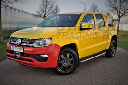takelwagen-bergingswagen-vrachtwagen Volkswagen Amarok V6 3.0 V6TDI 300 HP 4 - Motion 2018