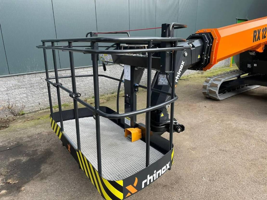 telescoophoogwerker rups Rhino x RX12C 2021
