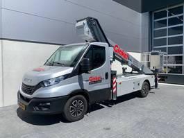 autohoogwerker vrachtwagen Klaas Theo 25 2020