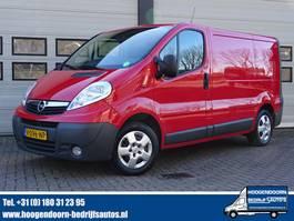 gesloten bestelwagen Opel Vivaro 2.0 CDTI 115pk L1 - Airco - Trekhaak 2012