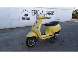 motorfiets Piaggio Vespa VXL125