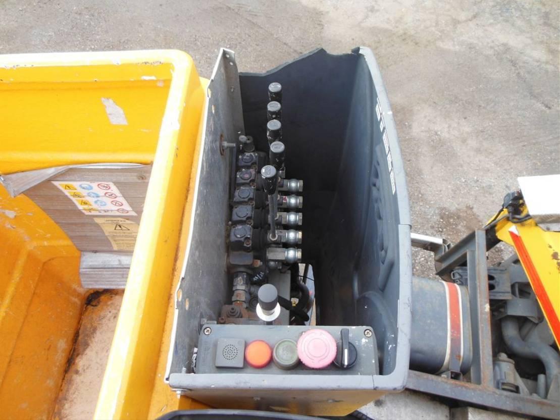 autohoogwerker vrachtwagen Mercedes-Benz Atego 1218 Atego 2002