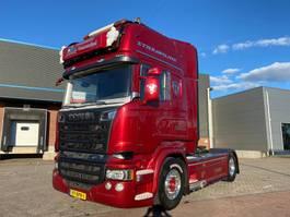 standaard trekker Scania R580 Topline Full options 2014