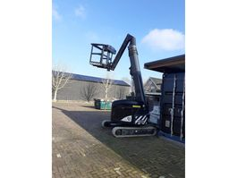 telescoophoogwerker rups Dutch Crane Factory 31.10 2018