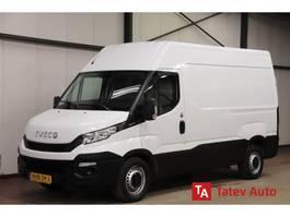 gesloten bestelwagen Iveco Daily 35S14V 2.3 L1H2 MET 3500KG TREKHAAK 2018