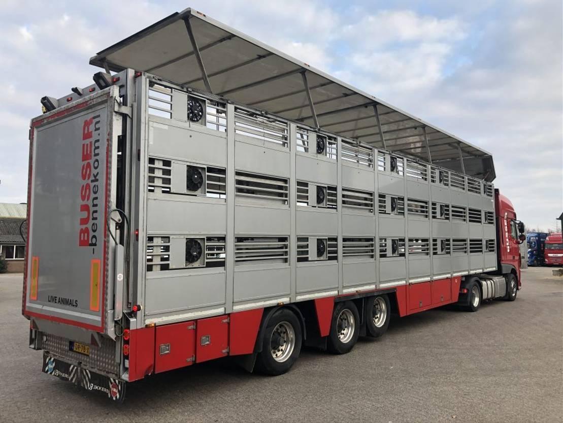 vee oplegger Diversen Berdex Bekkers 1/2/3 stock Livestock/veewagen Light 2010